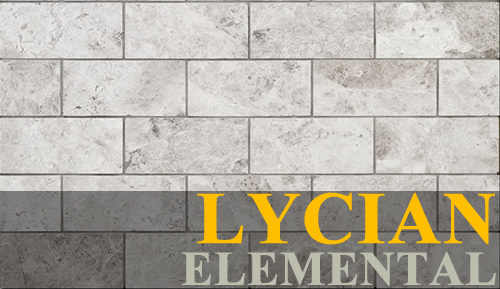 Lycian Elemental tile - Berkeley, CA
