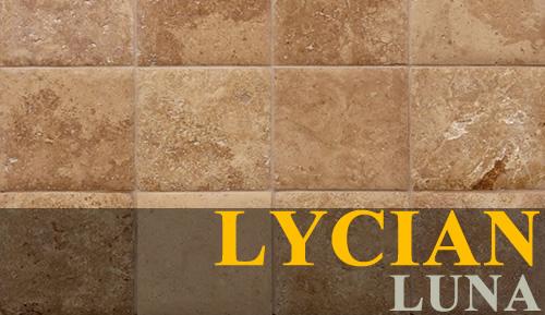 Lycian Luna tile - Oakland, CA